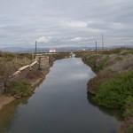 Water feeding Salt Pans,Santa Pola