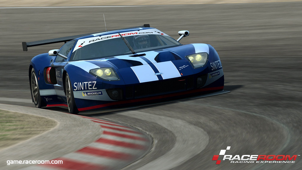 Raceroom Racing Experience Ford Gt Gt Released