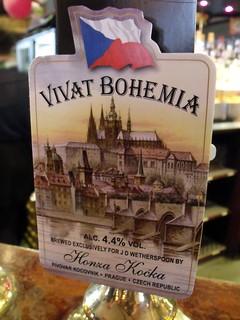 Marstons, Pivovar Kocovnik Vivat Bohemia, England
