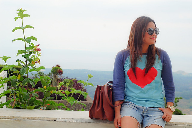 diy heart shirt