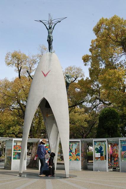 0876 - Hiroshima y museo de la Paz