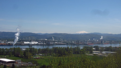 Columbia River viewpoint