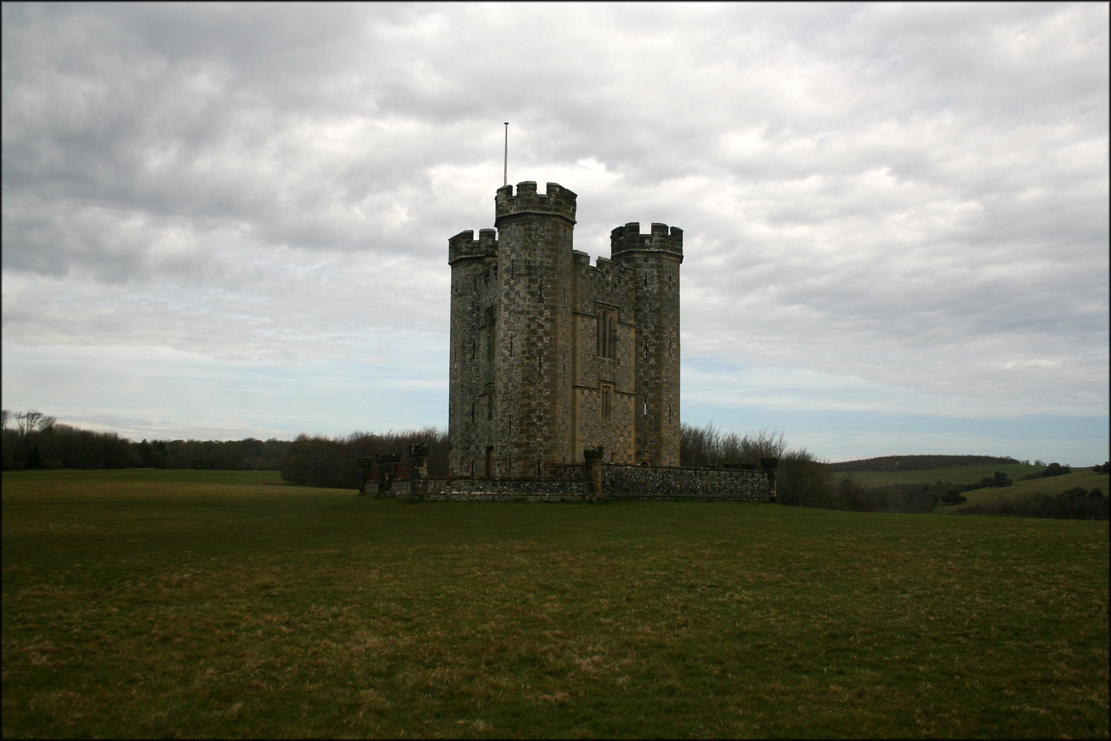 Hiorne Tower, Arundel Park