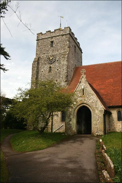 Burpham Church