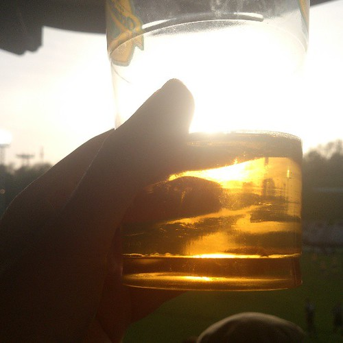 sun, beer & @firstviennaFC -> perfect! #fvfcvstsvh