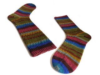 Monkey House Socks