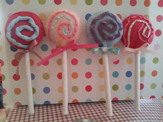 Felt Lollipop