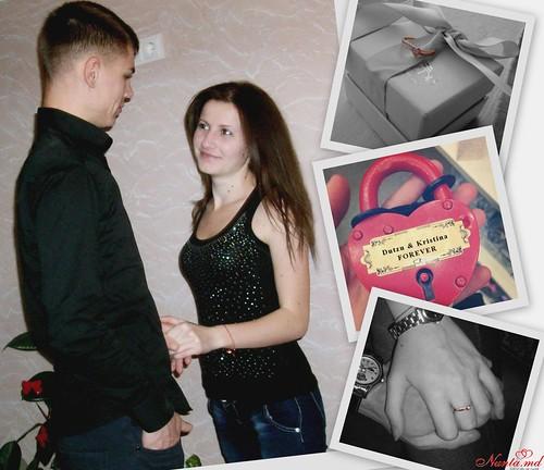 """Concurs """"Cea mai originala cerere în căsătorie!!!"""" > Radu & Kristina"""