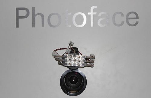 Photoface device
