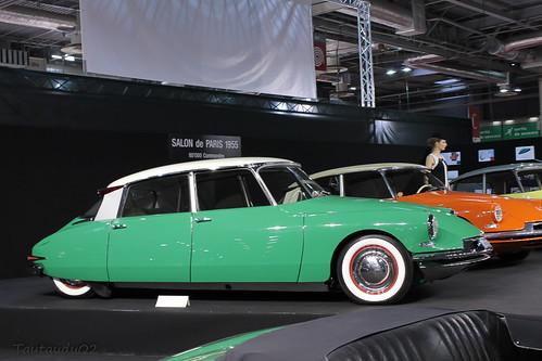 Citroën DS 19 1957