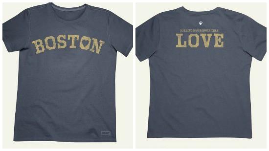 Hi Sugarplum | Boston Love Tee