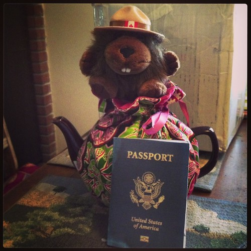 Beaver and Passport