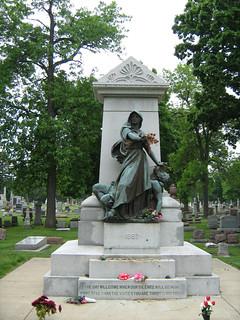 Haymarket_Martyr's_Memorial
