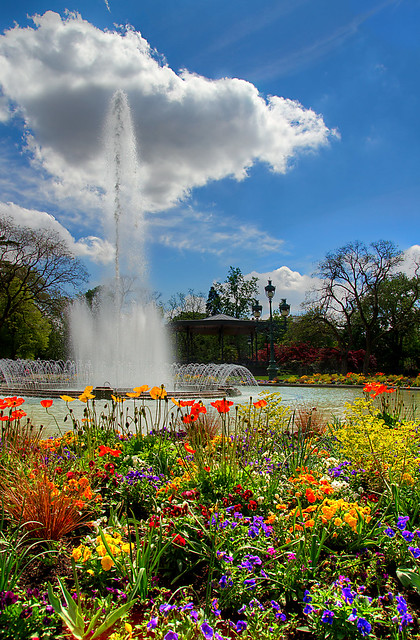 Jardin du grand rond toulouse flickr photo sharing for Jardin 0 l4anglaise
