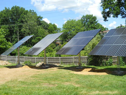 Donohew | Ground Mount Solar Panels