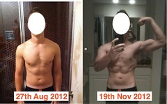 Intermittent Fasting - Leangains - Results - Alan L.