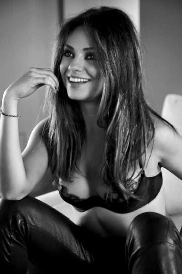 Mila Kunis, la mujer más sexy del mundo