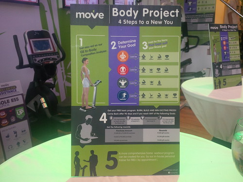 MOVE Fitness Lifestyle Store Launch