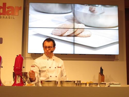 """""""Sutil Doce"""", com Luca Gozzani @ 7º Paladar - Cozinha do Brasil"""