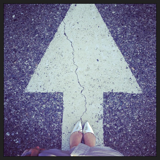 Thinking ahead. #photooftheday #igdaily #fromwhereistand #arrow