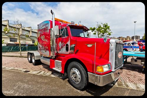 I Concentración de Camiones Ciudad de Santander