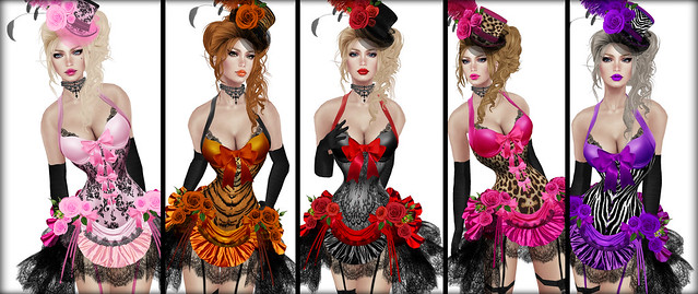 Victorian Burlesque Collection