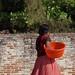 Huave Woman - Mujer Huave; San Mateo del Mar, Distrito Tehuantepec, Región Istmo, Oaxaca, Mexico por Lon&Queta