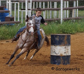 Kellyville Barrel Race May 26th