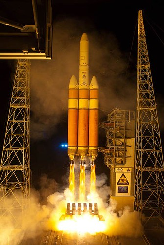 NROL-32 on Delta IV-Heavy