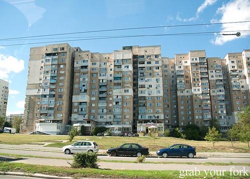 housing estates sofia bulgaria