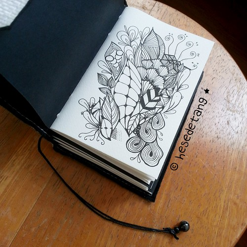 New-old/Old-new Upcycled Art Journal