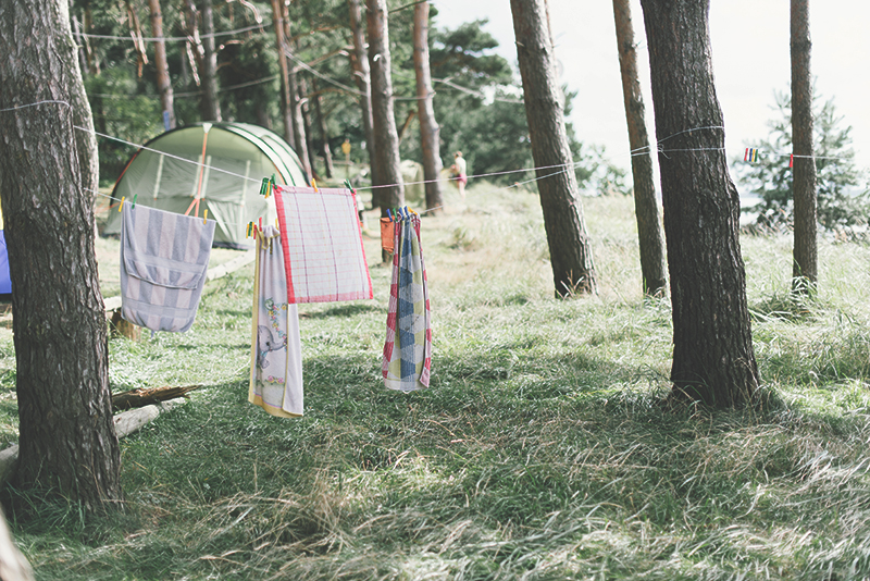 baltic sea clothesline