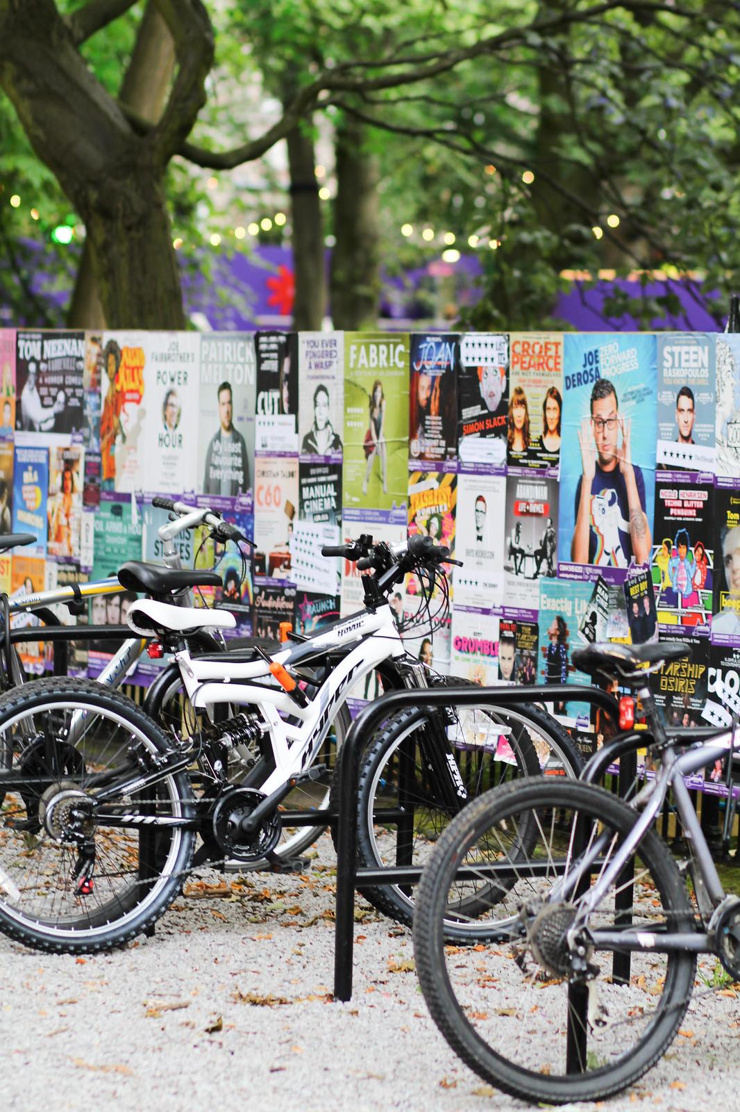IMG_8711Visiting the Edinburgh Fringe Festival