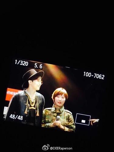G-Dragon - V.I.P GATHERING in Harbin - 21mar2015 - DEERaperson - 01