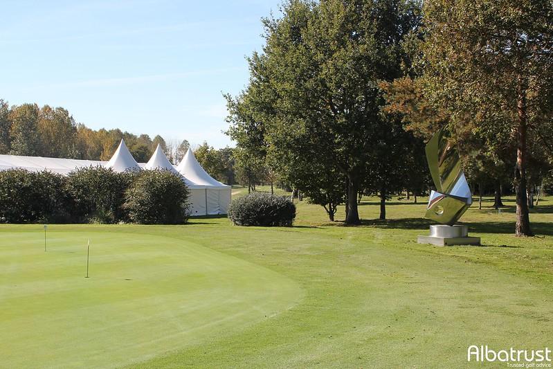 photo du golf Golf du Château de Cheverny - Parcours