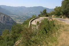 French hairpin bends Image