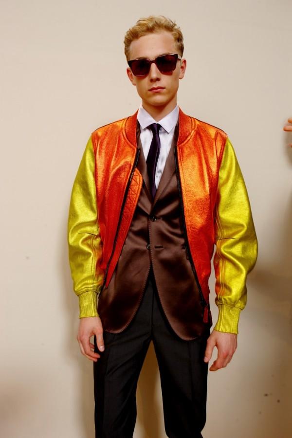 7 Burberry Prorsum Menswear SpringSummer 2013