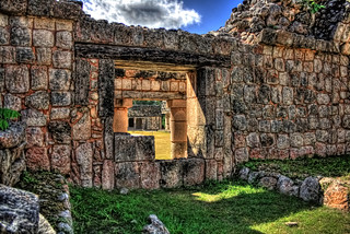 Uxmal MEX - The Nunnery