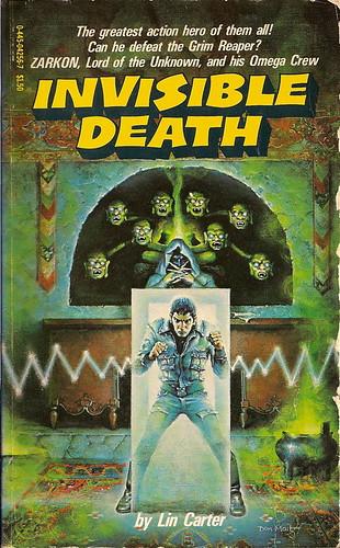 Zarkon 2: Invisible Death (1978)