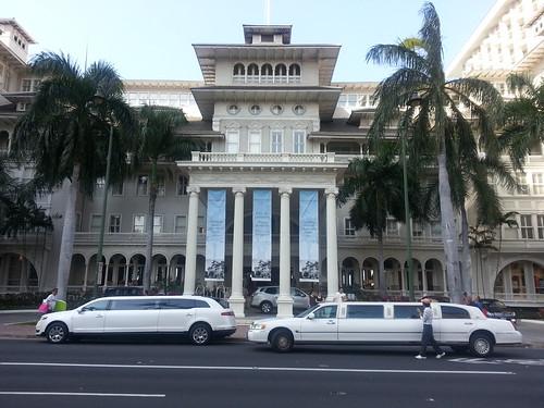 Moana Surfrider, Waikiki by ** Gudenius **