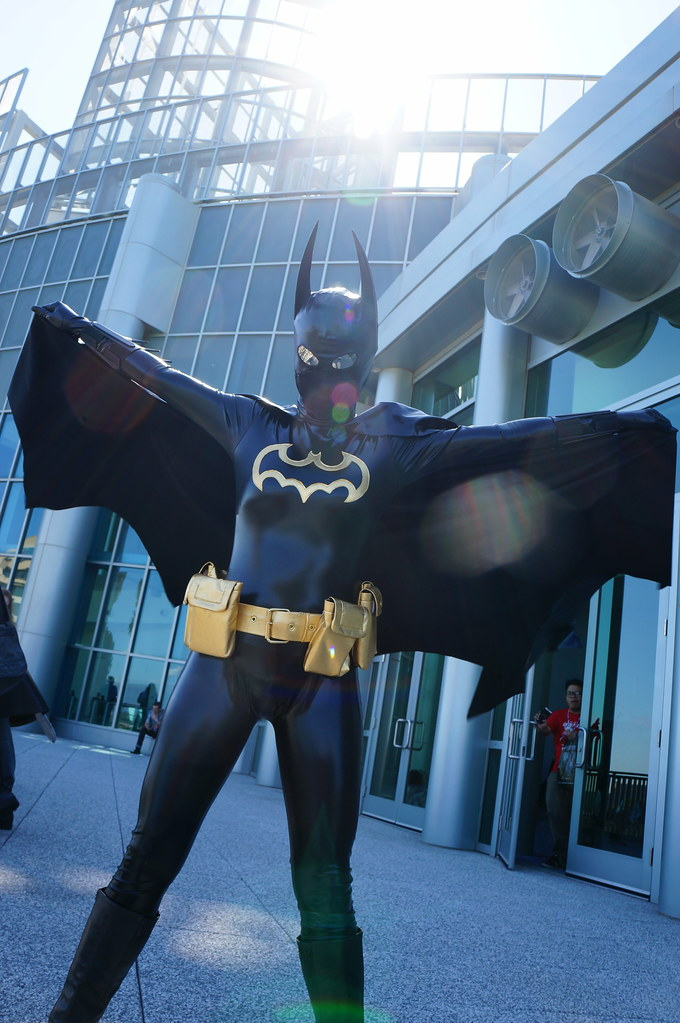 Batgirl, Casandra Cain