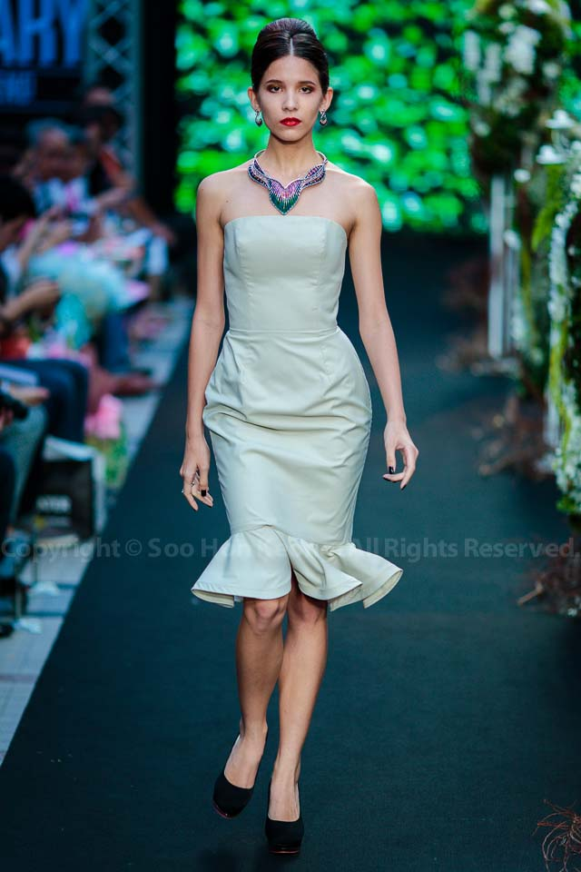 JAZZJEW by Srinakharinwirot University (Voyage) fashion showcase @ Bangkok, Thailand
