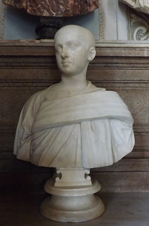 Bust of Severus Alexander in the Capitoline Museum, July 2012