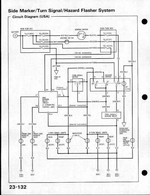 8616039607_f8ae9cd00f_z crx community forum \u2022 view topic lh headlight wiring? 88 civic wiring diagrams at bakdesigns.co