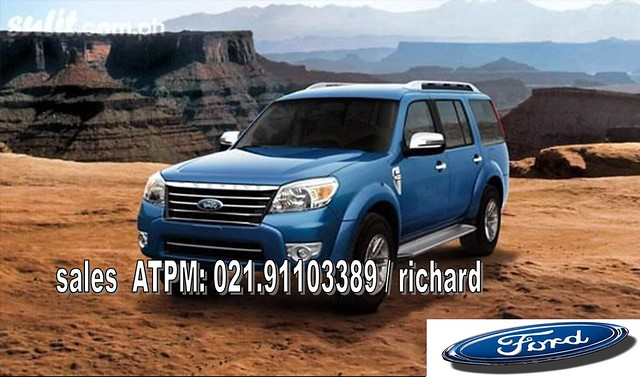2014 Ford Everest Indonesia.html | Autos Post