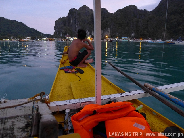 13 Going back to El Nido