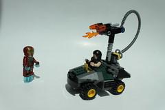 LEGO Marvel Super Heroes Iron Man vs. The Mandarin: Ultimate Showdown (76008)