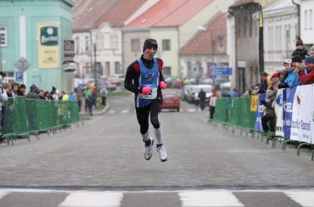 Český běžecký pohár: Před Pardubicemi jsou na čele Kocourek a Sekanová