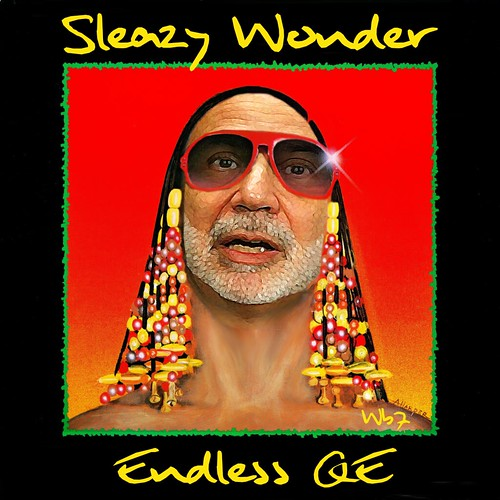 SLEAZY WONDER by Colonel Flick/WilliamBanzai7