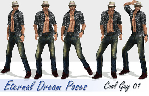 Cool Guy 01